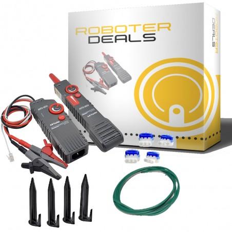 Mieten: Kabelbruchdetektor Premium Set - Drahtbruch finden u. beheben
