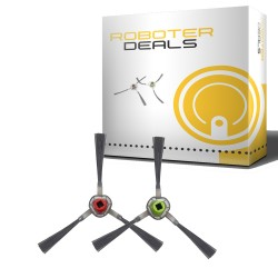 Seitenbürsten (2 Stück) für iRobot Roomba Combo Serie Saug-Wischroboter