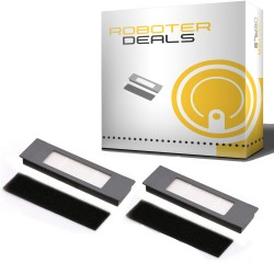 Filter (2 Stück) für Ecovacs Deebot OZMO 900 / 901 / 902
