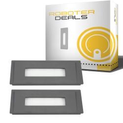 Feinstaub Filter (2 Stück) für Ecovacs Deebot OZMO 930 Saug-Wischroboter
