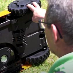 Worx Landroid Mähroboter Reparatur nach Ablauf der Garantiezeit