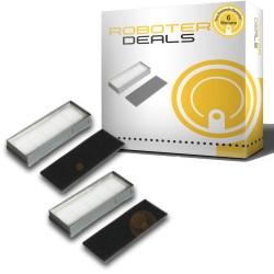 Feinstaub Filter (2 Stück) D-S692 für Deebot N78 Modelle
