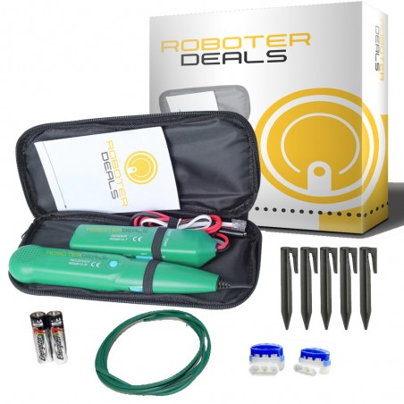 Universal-Bruchdetektor alle Rasenroboter Modelle mit Reparatur-Kit