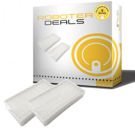 Feinstaub Filter (2 Stück) für Hobot Legee Saug-Wischroboter
