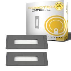 Feinstaub Filter (2 Stück) für Ecovacs Deebot OZMO 930