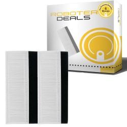 Filter (2 Stück) für Ecovacs Deebot Slim 1 und 2 (D-S652)