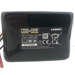 Original Li-Ion Akku (2.9 Ah, 20 V) für LandxCape LX791 und LX793