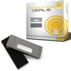 Feinstaub Filter (2 Stück) für Ecovacs Deebot M80 Pro und M81 Pro