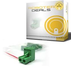 Robomow Stecker (grün) für Begrenzungsdraht (3 Stück)