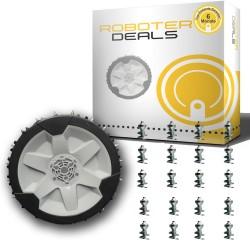 Edelstahl Spikes (40 Stück) mit spezial Montagewerkzeug für alle LandxCape Modelle