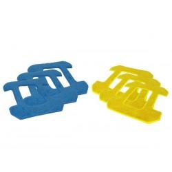 Microfaserpad (6 Stück) für...