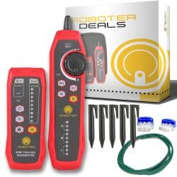 Profi Kabelbruch-Detektor mit Reparaturset - schneller finden und beheben