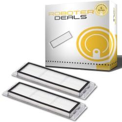Feinstaubfilter (2 Stück) für Dreame D9 Saugroboter Modelle
