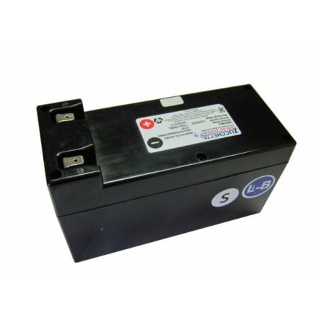 Li-Ion Akku 6,9 Ah für Wiper Blitz Rasenroboter Modelle