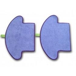 Mikrofaserpad (2 Stück) für...
