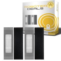 Feinstaub-Filter (2 Stück) für Ecovacs Deebot T9 AIVI