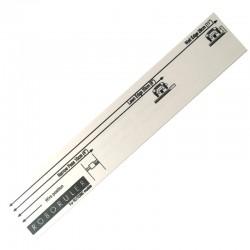 RoboRuler (Abstandmesser) für Robomow RC & Wolf Loopo M