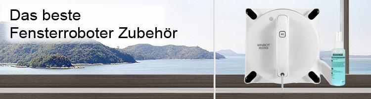 Kategorie Fensterputzroboter Zubehör
