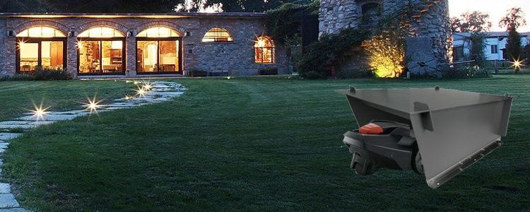 Garage Rasenroboter kaufen